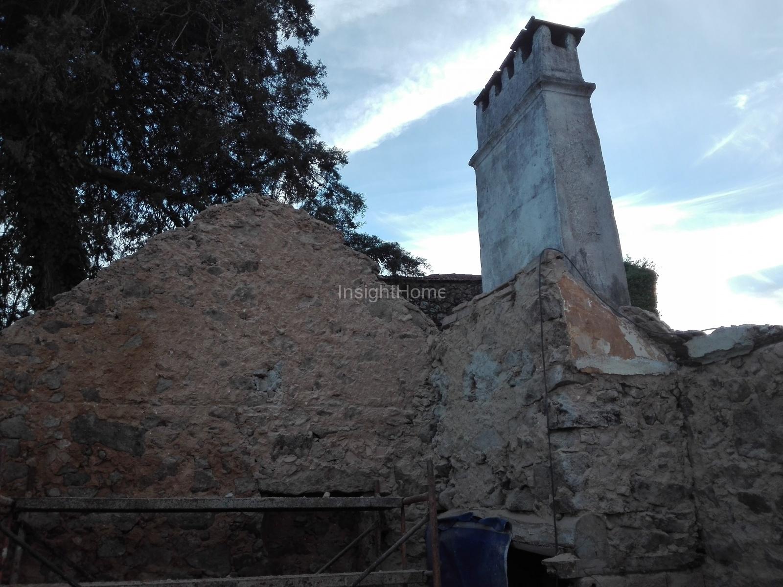 Manutenção das paredes originais
