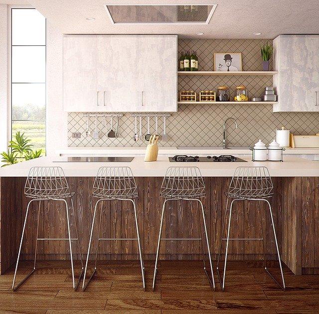 obras remodelar cozinha